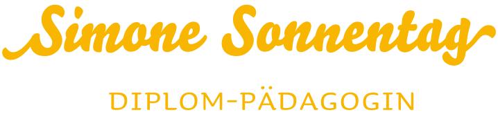 Dipl Paedagogin Simone Sonnentag Logo